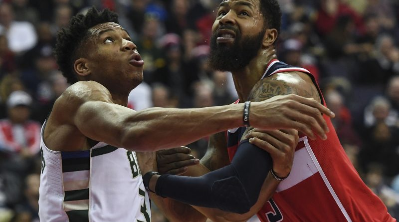 NBA Milwaukee Bucks vs Washington Wizards