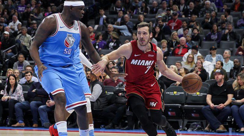 Miami Heat vs Sacramento Kings