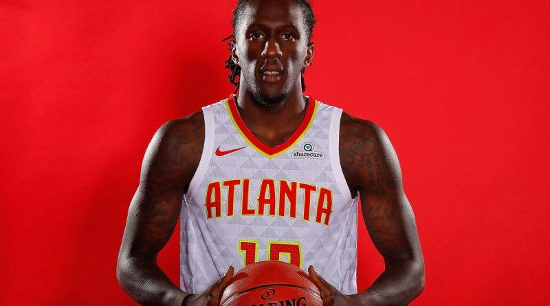 Taurean Prince Atlanta Hawks