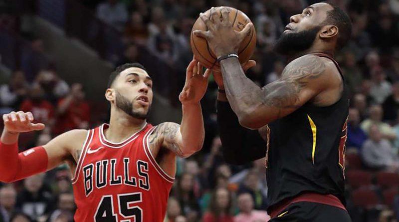 Cleveland Cavaliers vs Chicago Bullls Maçı Haberi
