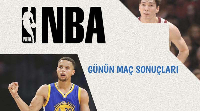 NBA Günün Maç Sonuçları
