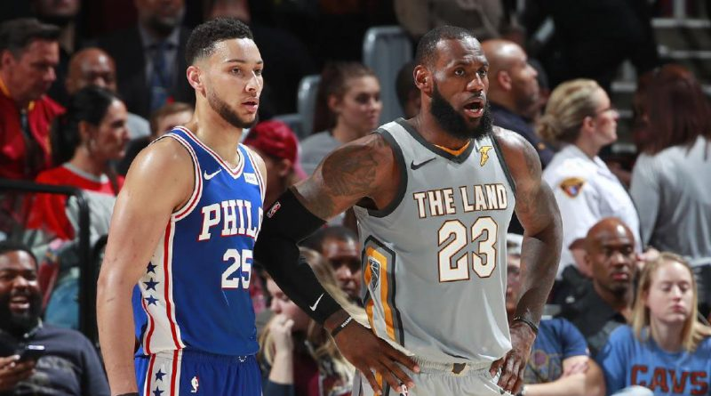 Cleveland Cavaliers vs Phi. 76ers