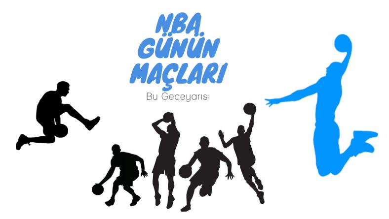 NBA Günün maçları, maç saati ve iddaa kodları, hangi kanalda