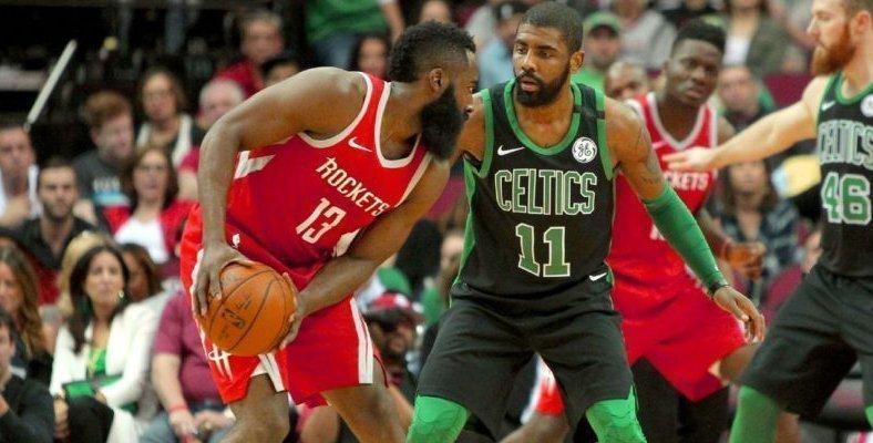 Houston Rockets vs Boston Celtics