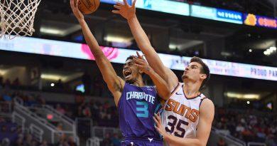 Charlotte Hornets vs Phoenix Suns
